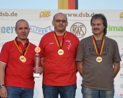 Deutsche Meisterschaften 2019